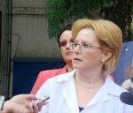 В Ростове побывала министр здравоохранения РФ Вероника Скворцова