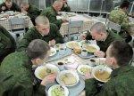 Волгоградские военнослужащие перешли на питание по принципу шведского стола пока в виде эксперимента
