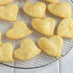 Рецепт: Сырные сердечки