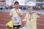 Ростовские дети, перенесшие онкозаболевания привезли пять золотых медалей со Всемирных игр победителей