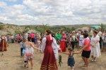 В 10-ый раз в окрестностях хутора Дядин прошли Троицкие гуляния