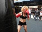 Спортсменка из Сочи подтвердила пояс чемпионки Южной Америки по тайскому боксу