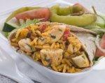 Рецепт: бурритос с курицей