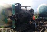 В Волгоградской области сошел с рельс вагон с пропан-бутаном
