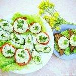 Рецепт: хумус из кабачка