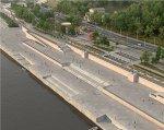 В Волгограде центральную набережную собираються кардинально изменить