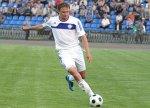 Профессиональный футболист Антон Гудукин приехал в Белую Калитву