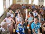 """""""Трудные"""" дети побывали в отделе МВД в качестве желанных гостей"""