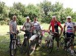 """Участники велопробега """"тебе, Великая Победа!"""" из Урюпинска проехали через Белую Калитву"""