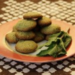Рецепт: Мятное печенье