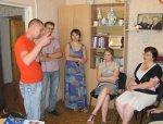 Рекордсмен книги рекордов Гинесса Виктор Балахнин дал мастер-класс по самообороне