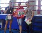 Белокалитвинские кикбоксеры удачно выступили на турнире