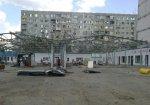 Крупный рынок на улице Зорге в Ростове демонтировали