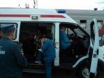 """Десять детей поезда """"Сочи-Москва"""" доставили в больницу с подозрением на менингит"""