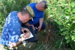 В Ростовской области рыбаки обнаружили 140 артиллерийских снарядов