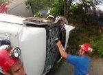 В сочинской аварии с участием 10 машин погиб любопытный очевидец ДТП