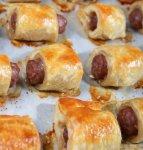 Рецепт: Пикантные сосиски