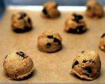 Рецепт: американское печенье с шоколадной крошкой