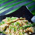 Рецепт: рис с яйцом по‑китайски