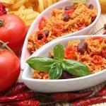 Рецепт: рис по‑мексикански с фасолью