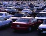 В центральном районе Ростова, незаконную автостоянку власти города незамечали год