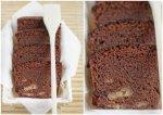 Рецепт: Шоколадно-банановая шарлотка