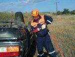 В Кашарском районе мотоцикл врезался лоб в лоб с автомобилем ВАЗ-2114