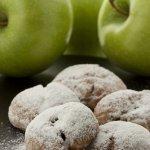 Рецепт: Яблочное печенье
