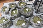 Наркополицейские Волгоградской области в течении недели изъяли четыре крупные партии наркотиков