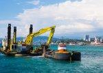 Акватория Сочинского порта станет глубже