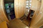 Лестница и вход в ванну