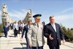 Губернатор поздравил жителей Ростовской области с 70-й годовщиной освобождения от фашистских захватчиков