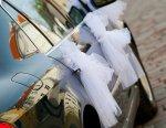 В Астрахани  свадебный кортеж сломал полицейскому ногу