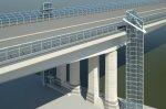 В Ростове новый Ворошиловский мост,  отстроят за 5,9 млрд рублей к 2017 году