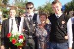 Троих волгоградских школьников наградили за спасение людей при крушении автобуса в Бельгии