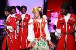 """Африканские студенты в кубанской казачьей форме поедут покорять шоу """"Минута славы"""""""