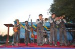 В Коксовом прошел праздник, посвященный шахтерскому поселку
