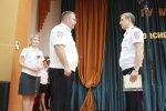 Краснодарский полицейский получил награду, за спасенную девушку