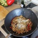 Рецепт: лапша сегун
