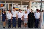 В кадетском корпусе начался учебный год с торжественной линейки