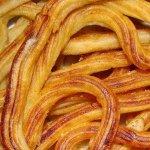 Рецепт: Чуррос (испанское печенье)