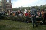 Ростовский спецназ показал свое вооружение