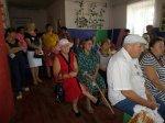 В поселке Разъезд Васильевский прошло мероприятие мобильной бригады МБУ ЦСО