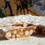 Рецепт: Панфорте пирог из сухофруктов и орехов