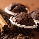 Рецепт: Шоколадно-кофейные маффины