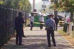 В центре Алма-Аты грабители обстреляли инкассаторов