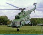 Ми-8 аварийно сел на пляж на Кубани из-за неуправляемого вращения