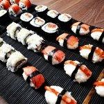 Рецепт: суши-роллы ассорти