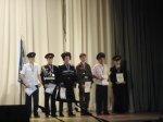 Команда Белокалитвинского казачьего кадетского корпуса приняли участие в 4-й Всероссийской Спартакиаде допризывной казачьей молодежи