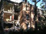 Жильцы дома, обрушившегося в Ростове, до сих пор живут в полуразрушенных квартирах